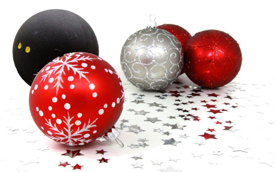 Christmas Squash and Racketball Tournaments 2016
