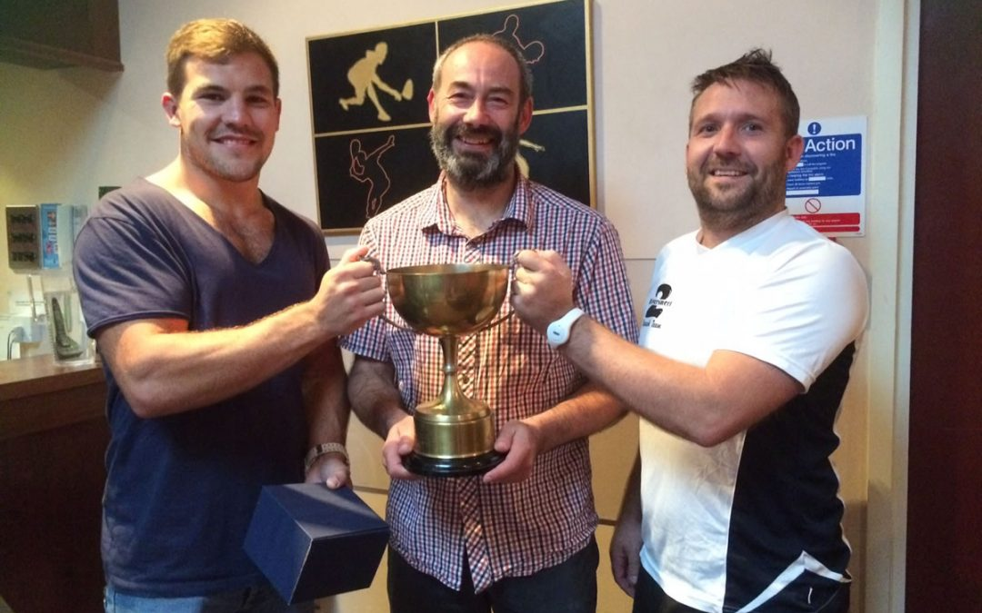 Bournemouth Squash Club hosts 2016 Summer Cup Finals