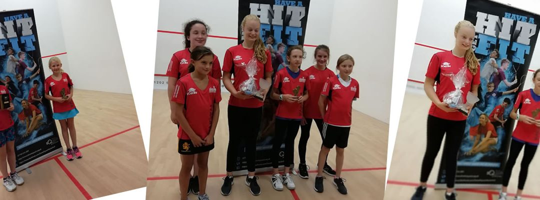 Bournemouth Junior County Champions & Squash Sat 22 Sept